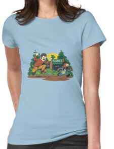 Ron & Tom Womens Fitted T-Shirt
