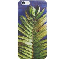 Woodland Fern iPhone Case/Skin
