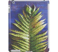 Woodland Fern iPad Case/Skin