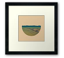 Skyless Composition 2 | Six Framed Print