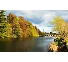 THE RIVER BOYNE Co MEATH Photographic Print