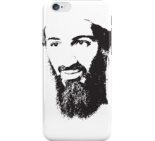 Osama Bin Laden, Silhouette iPhone Case/Skin