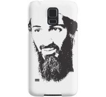 Osama Bin Laden, Silhouette Samsung Galaxy Case/Skin