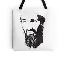 Osama Bin Laden, Silhouette Tote Bag