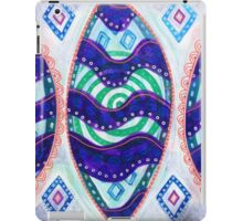 Strength of Alignment: Inner Power Painting iPad Case/Skin