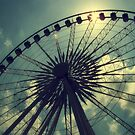 Sky Wheel: Featured Work by Th3rd World Order