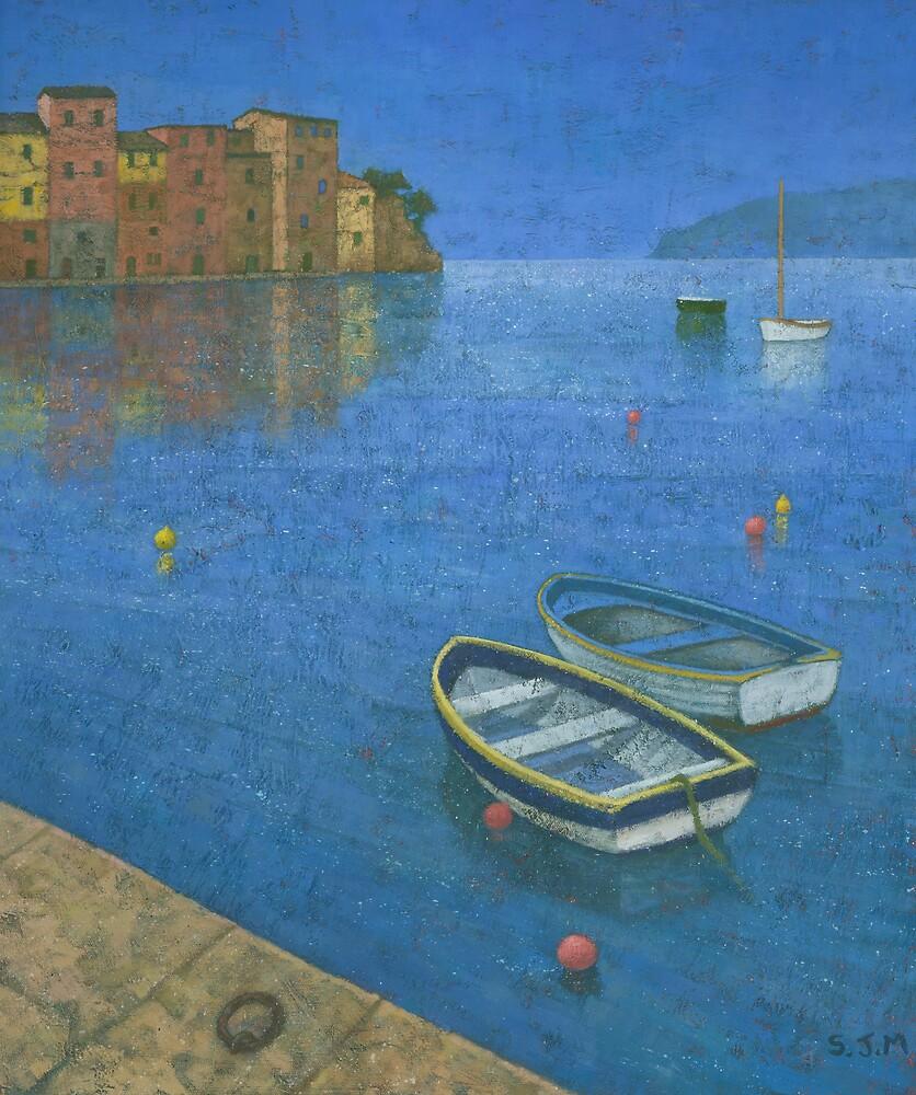 Portofino, Italy by Stephen Mitchell