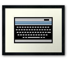 Oric 1 16/48K Framed Print