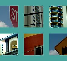 Art Deco in the traffic  by Isa Rodriguez