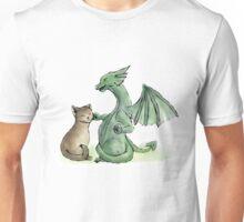 Furry Kitty, Scaly Kitty Unisex T-Shirt