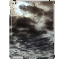 dark skies iPad Case/Skin