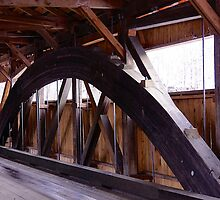 Timbers, trusses, and ties by Nancy Richard