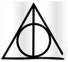Triangle Potter Poster