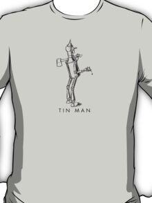 The Wonderful Wizard of OZ - Tin Man [v2.0] w/name T-Shirt