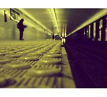 Wait Ends Photographic Print