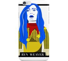 Ryn Weaver - The Fool Playing Card iPhone Case/Skin
