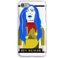 Ryn Weaver - The Fool Playing Card iPhone Case/Skin