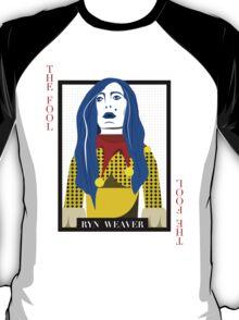 Ryn Weaver - The Fool Playing Card T-Shirt