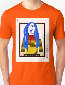 Ryn Weaver - The Fool Playing Card Unisex T-Shirt