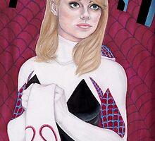 Spider-Gwen by Matt  Simas
