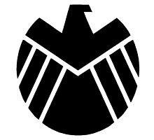 Shield logo  by Morgan Green