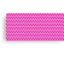 Yuri Kuma Arashi Pink Canvas Print
