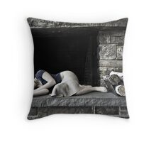 Resourcefulness Throw Pillow