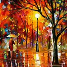Melting Beauty — Buy Now Link - www.etsy.com/listing/171537448 by Leonid  Afremov