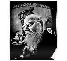 Tattoo Man Poster