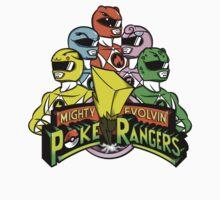 PokeRangers Kids Clothes