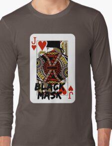 Black mask. Long Sleeve T-Shirt