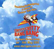 Chitty Chitty Bang Bang by The Regals Musical Society Inc