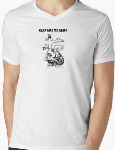 Kickstart My Heart  Mens V-Neck T-Shirt