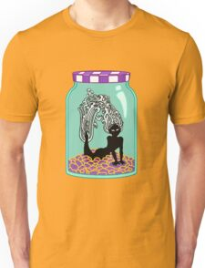 Mermaid in a Jar Unisex T-Shirt