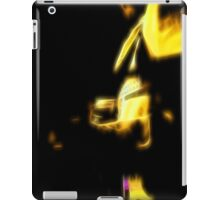 guitar zoom iPad Case/Skin