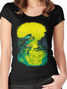 MAD SCIENCE! Women's Fitted Scoop T-Shirt