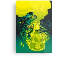 MAD SCIENCE! Metal Print