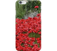 Blood swept Lands and Seas of red #2 iPhone Case/Skin
