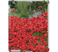 Blood swept Lands and Seas of red #2 iPad Case/Skin