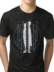 World Line (alternative) Tri-blend T-Shirt