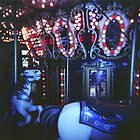 Dark Horse Carousel by Paul Lavallee
