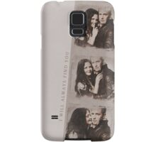 Snowing;  Samsung Galaxy Case/Skin