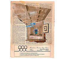 Correspondence Photographic Print