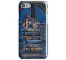 Castle Book iPhone Case/Skin