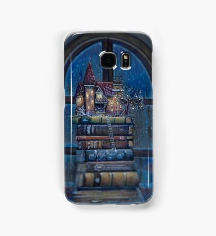 Castle Book Samsung Galaxy Case/Skin
