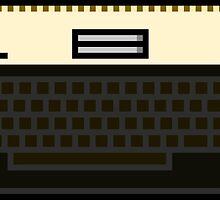 Atari 800XL by BiNMaN