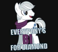 Everypony's Bi For Diamond by IanShaffer