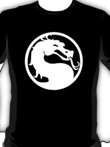 Mortal Dragon (White) T-Shirt