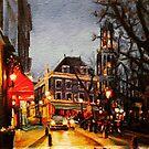 The Utrecht Dom by Cameron Hampton