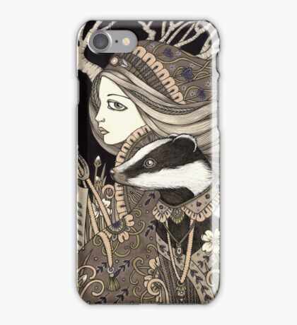 Vasilisa iPhone Case/Skin